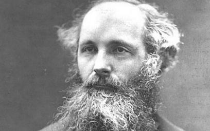 James Clerk Maxwell (1831–1879), wybitny szkocki fizyk i matematyk