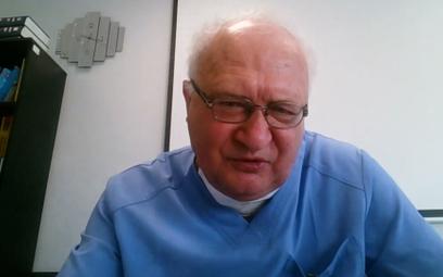 Prof. Simon chwali ograniczenia dla niezaszczepionych