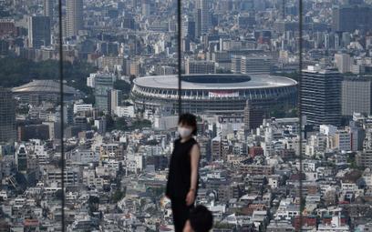 Kibice będą oglądać z trybun igrzyska w Tokio
