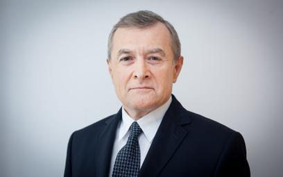 Minister kultury, wicepremier Piotr Gliński