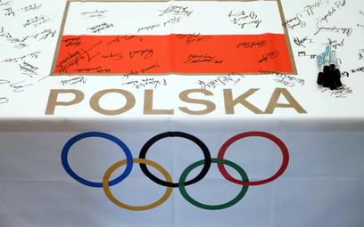 Polacy na igrzyskach w Tokio. Wszyscy są zdrowi