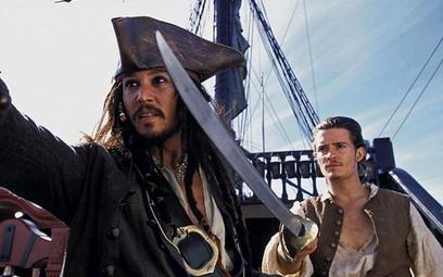 """Piraci z Karaibów: Klątwa """"Czarnej Perły"""""""