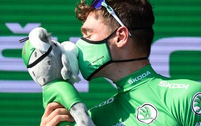 Vuelta a Espana. Fabio Jakobsen znowu to zrobił