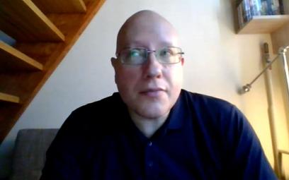 Prof. Tomasz Dzieciątkowski, wirusolog
