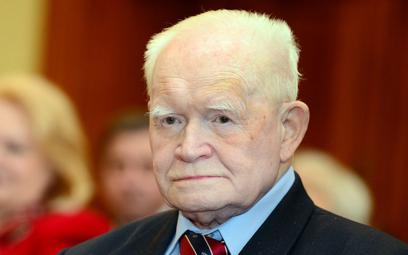 Prof. Adam Strzembosz: Ziobro musi ponieść konsekwencje