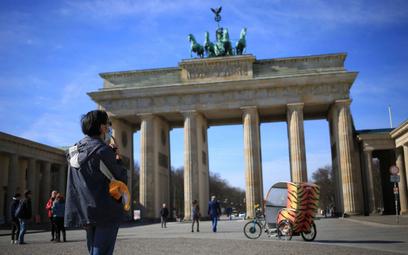 Firmy w Niemczech nie boją się wirusa