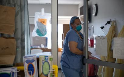 Epidemia: Drugi z rzędu rekordowy dzień w USA. Niemal 200 tys. zakażeń