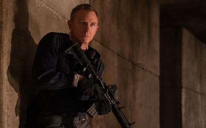 Po pięciu filmach o Jamesie Bondzie Daniel Craig żegna sięz tą rolą.