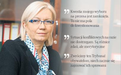 Prezes TK Julia Przyłębska o Trybunale Konstytucyjnym