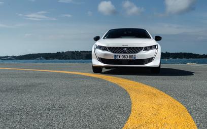 Peugeot 508: Kosztowny powiew świeżości