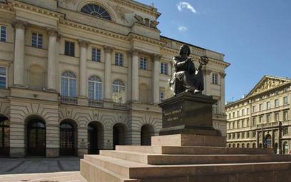 Decyzję w sprawie szefa instytutu podejmie nowy prezes PAN prof. Jerzy Duszyński. Na zdjęciu warszaw