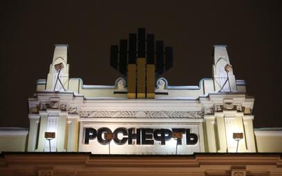 Rosneft stracił na wartości 40 procent