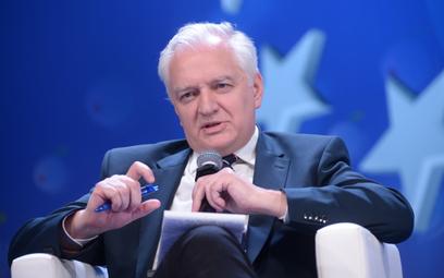 Jarosław Gowin: Nie boję się polexitu. Boję się osłabiania Polski