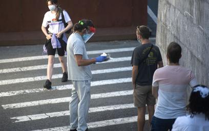 Hiszpania: Aresztowano 38-latka twierdzącego, że COVID nie istnieje