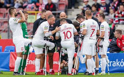 Amp futbol: Łzy po półfinale. Polacy zagrają o brąz
