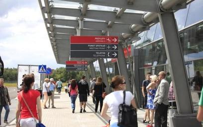 Nie ma zgody na remont lotniska w Modlinie