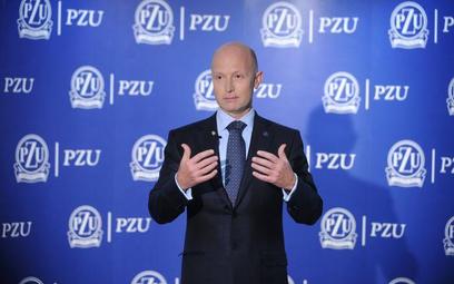 Andrzej Klesyk, prezes PZU