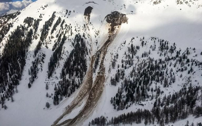 Lawina zabiła narciarzy w Szwajcarii