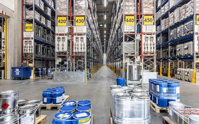 DACHSER Chem-Logistics: chemikalia w pewnych rękach