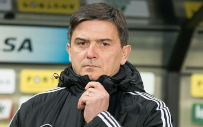 Waldemar Fornalik, trener Piasta