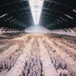 """Terakotowa armia w """"podziemnym mieście"""" cesarza Qin Shi Huanga"""
