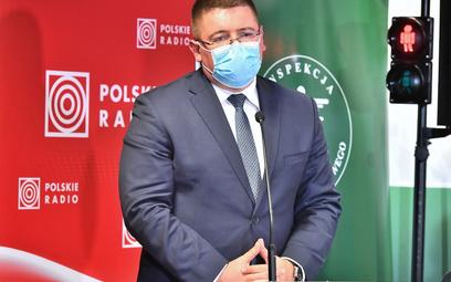 Sekretarz stanu w MEiN Tomasza Rzymkowski