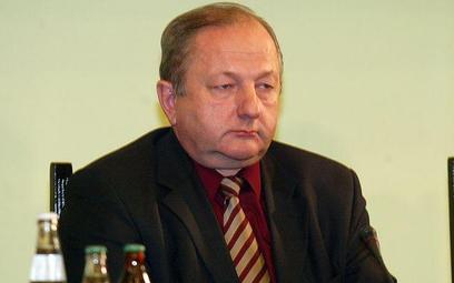 Dobrzański nie będzie szefem URE