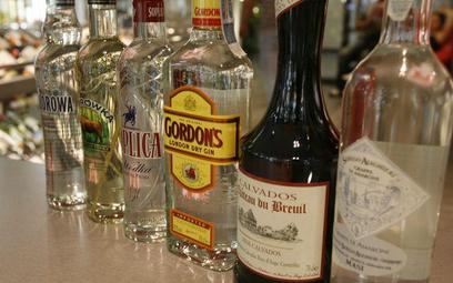 Na alkohole wydajemy coraz więcej