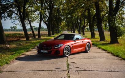 BMW Z4 M40i: Między niebem a piekłem