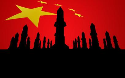 Chiny nie chcą rozmawiać o rozbrojeniu z USA i Rosją