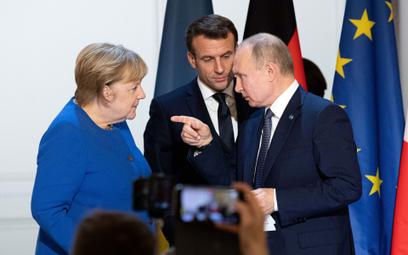Rosja stawia Niemcy pod ścianą ws. tranzytu gazu