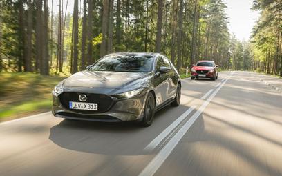 Mazda wierzy w silniki spalinowe