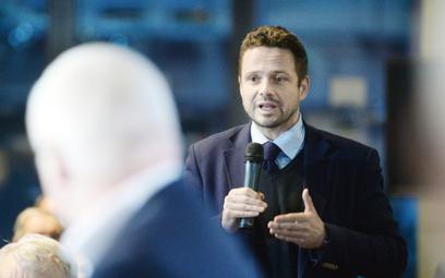 Rafał Trzaskowski o PO: Zdarzała nam się arogancja