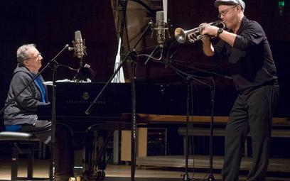 Nostalgiczny koncert Dave'a Douglasa i Uri Caine'a
