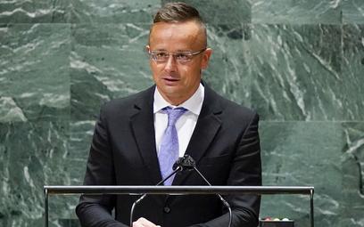 Péter Szijjártó, szef węgierskiej dyplomacji