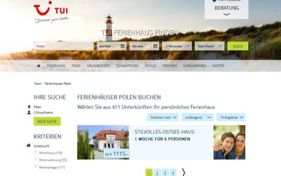fot. tui-ferienhaus.de