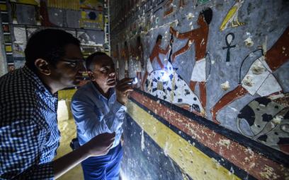 Egipt połączył turystykę z ochroną zabytków