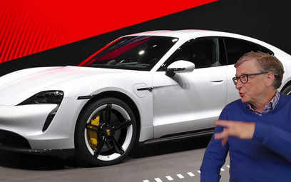 Bill Gates kupił swoje pierwsze auto elektryczne