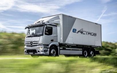 Elektryczna ciężarówka wchodzi do produkcji seryjnej