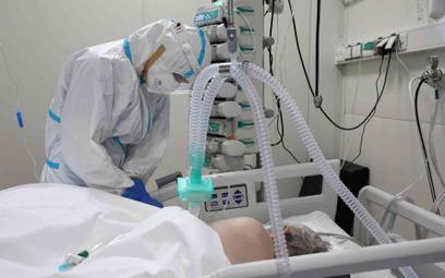 Opieka nad chorym na COVID-19