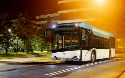 W Poznaniu był już prezentowany wodorowy Solaris Urbino Hydrogen, którego premiera odbyła się na Glo