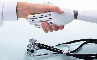 Roboty wspomagają kwarantannę