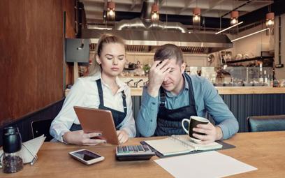 Frustracja małych firm