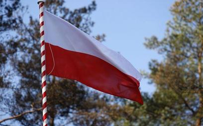 Flaga na każdym domu?