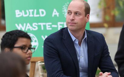 Książę William krytykuje: Czas ratować planetę, a nie latać w kosmos
