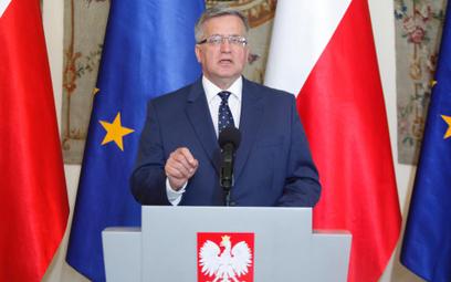 Podpisana w ubiegłym roku przez ówczesnego prezydenta Bronisława Komorowskiego ustawa o in vitro lek