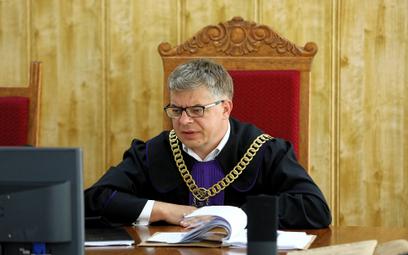 Sędzia Łukasz Biliński