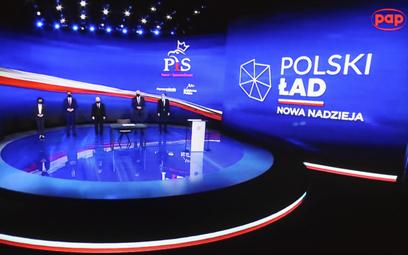 """""""Polski Ład"""" PiS"""