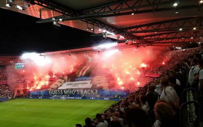 Legia pozwie winnych zamieszek podczas meczu z Borussią