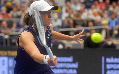 WTA 500 w Ostrawie: Porażka Świątek w półfinale